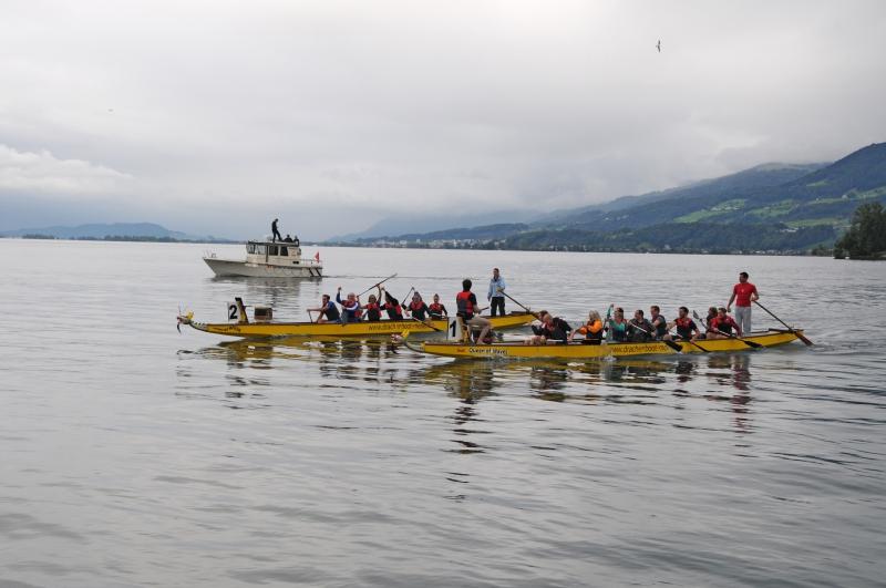 Studenten organisieren Gratis-Openair mit Drachenbootrennen