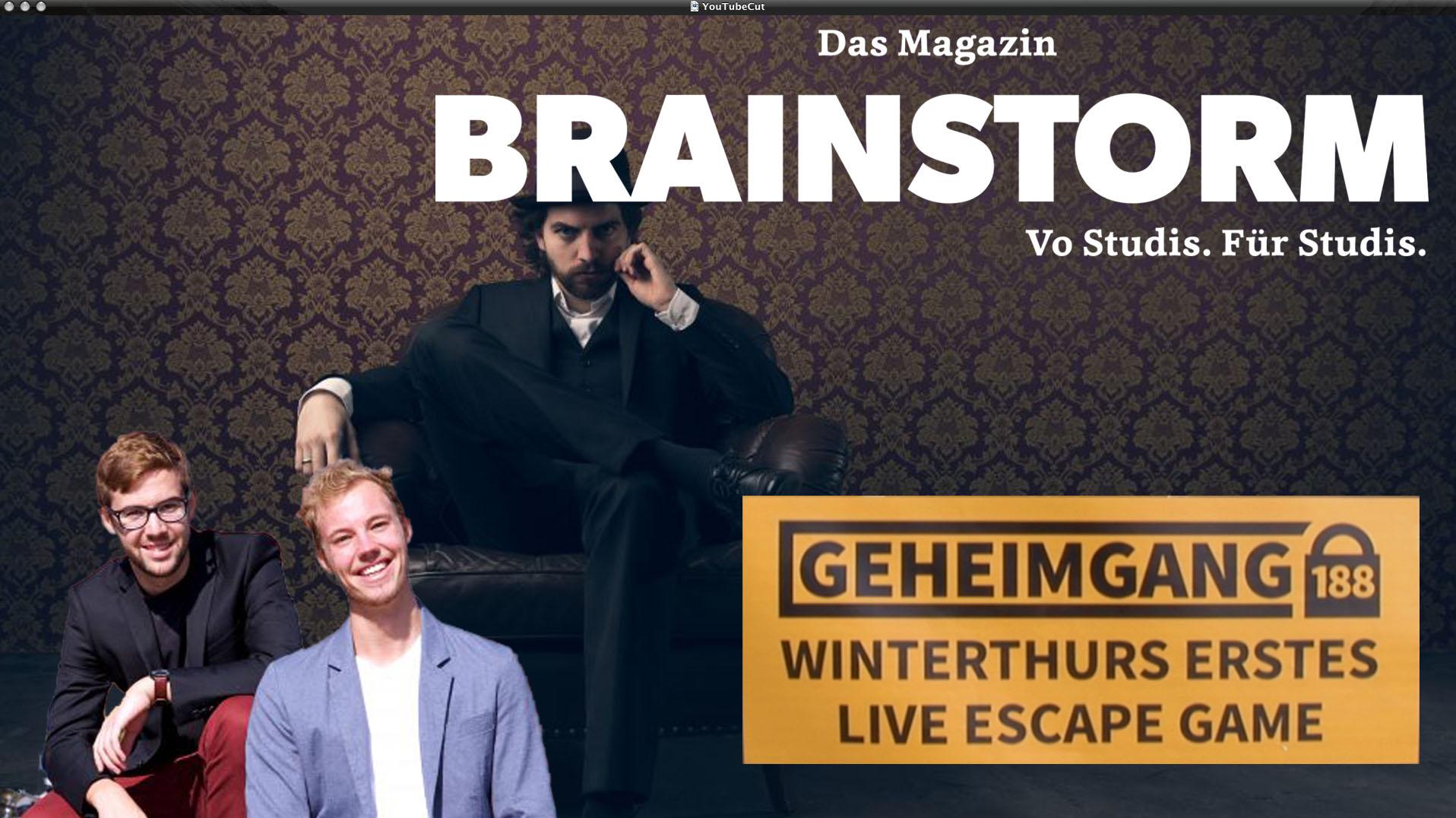 Studenten rufen erstes «Escape Game» in Winterthur ins Leben