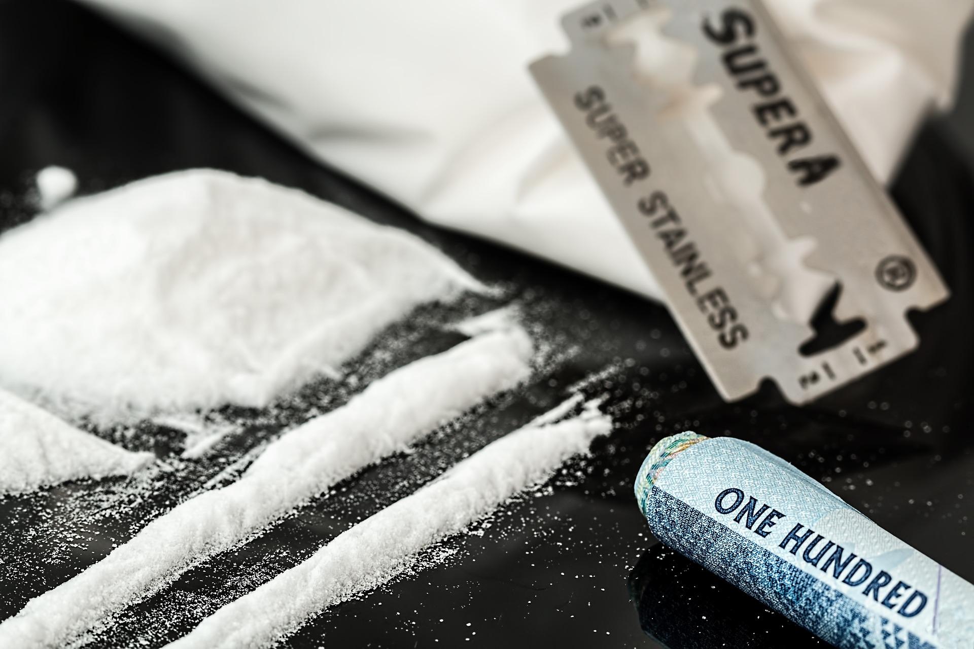 Nachtschicht mit einem Drogendealer