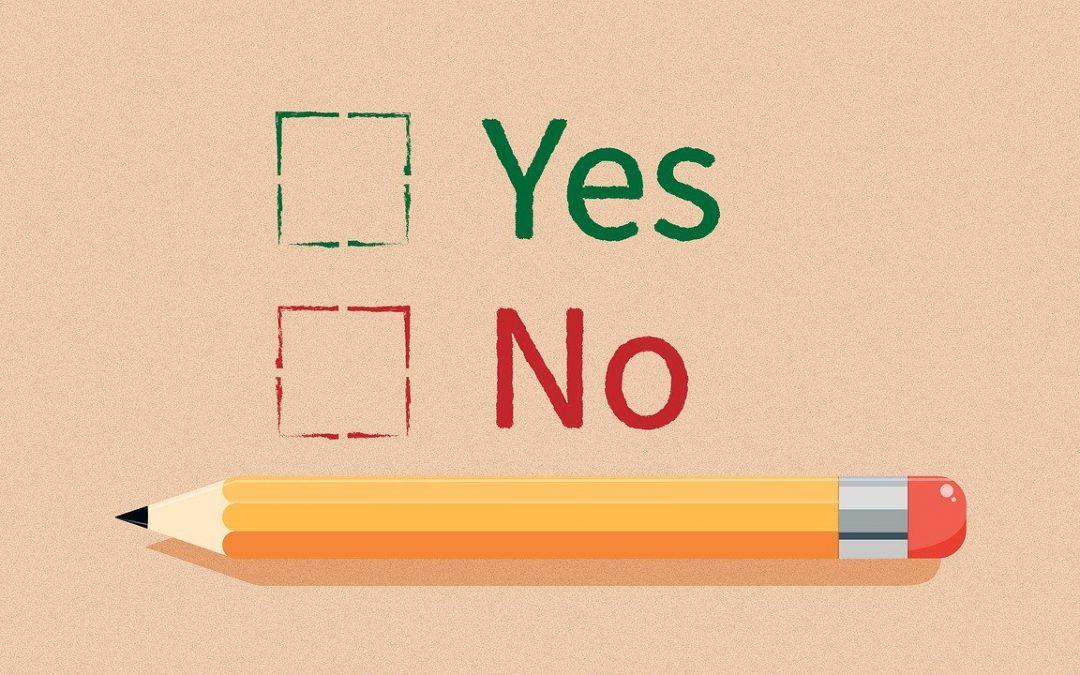 Umfrage «Nimmst du an Wahlen und Abstimmungen teil?»