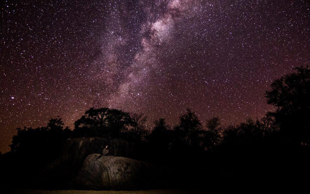 Eine strahlende Zukunft für unseren Nachthimmel